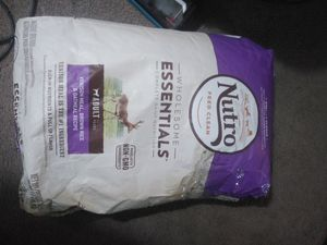NUTRO DOG FOOD 30 LBS // $20.00 EXPIRE MAY 5 2021 for Sale in San Diego, CA