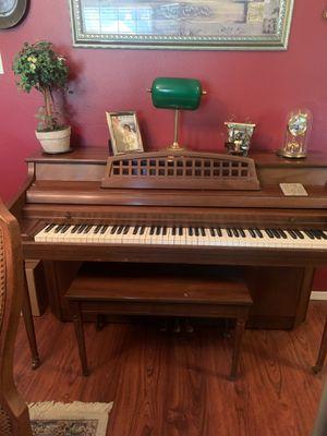 Whitney Spinet Piano! $400obo for Sale in Roanoke, TX