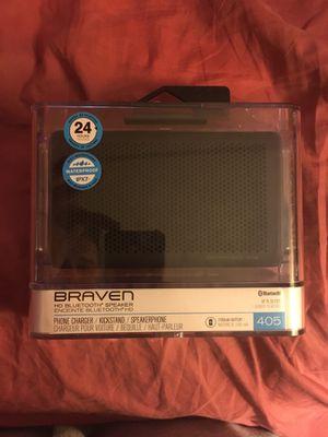 Braven 405 Waterproof Bluetooth Speaker for Sale in Pittsburgh, PA