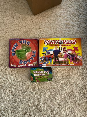 Fun Adult board games for Sale in Chicago, IL