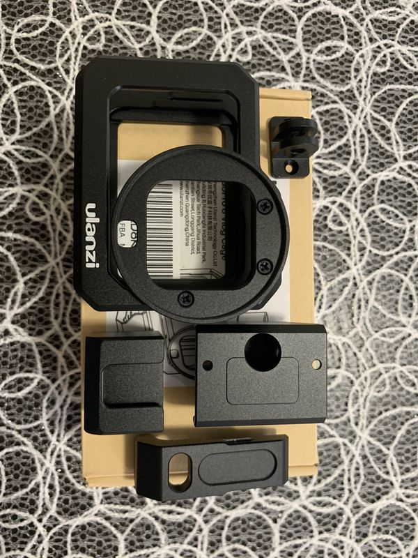 Ulanzi for GoPro 8 Black ( New- Never Used)