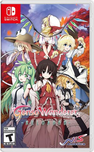 Touhou Genso Wanderer Reloaded for Nintendo Switch for Sale in Apple Valley, CA