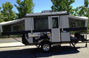 Very nice Fleetwood E1 Off-Road Tent Trailer for Sale in San Jose, CA