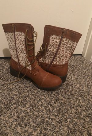 Brand new women's boots for Sale in Denver, CO