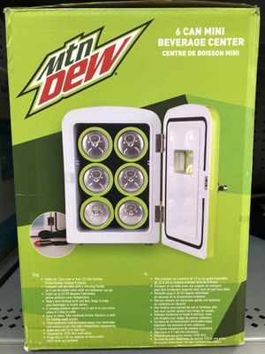 Mountain Dew 6 Can Cooler New! for Sale in El Paso, TX