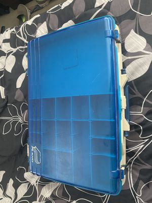 Big Tackle Box for Sale in Tampa, FL