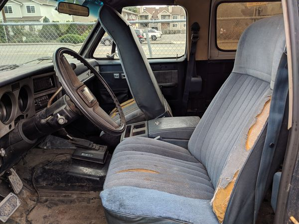 1989 Chevy Blazer