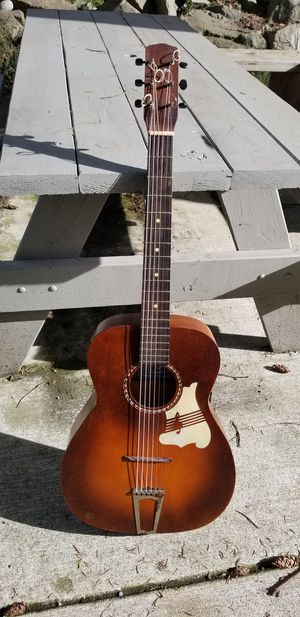 1937 Supertone Parlor Guitar for Sale in Seattle, WA