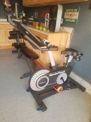 Nordictrack Grand Tour Exercise Bike for Sale in San Diego, CA