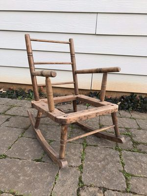 Child's rocker frame for Sale in Raleigh, NC