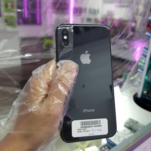 iPhone X 64GB Factory Unlocked Excellent Condition With Free Charger And 30days Warranty for Sale in Garland, TX