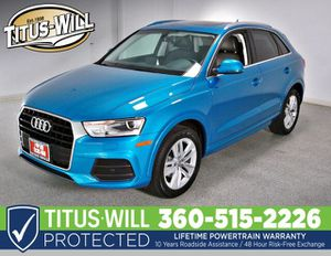 2017 Audi Q3 for Sale in Lacey, WA