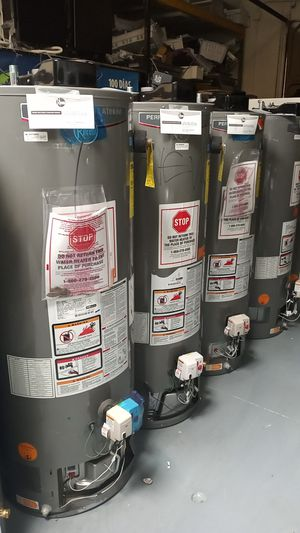 Rheem Performance Platinum Water Heater 40 and 50 gal for Sale in Downey, CA