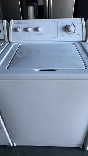 Whirlpool washer top load for Sale in Gilroy, CA