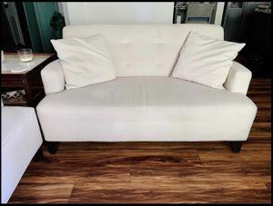 Plush modern loveseat and sofa for Sale in Dunwoody, GA