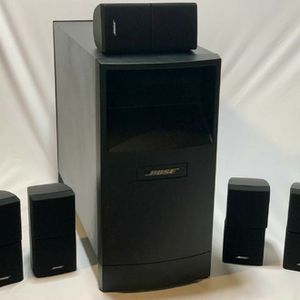 Bose Acoustimass 10 Iii Surround Sound - Home Speakers & Subwoofe for Sale in Encinitas, CA