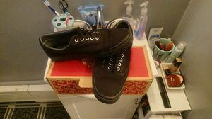 Vans Era Black/Black 10.5 Men's for Sale in Pittsburgh, PA
