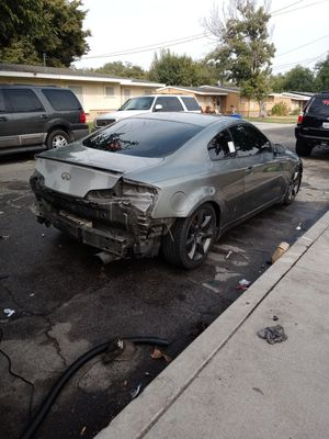 Infinity G35 coupe parts for Sale in San Bernardino, CA