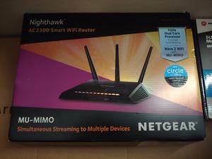Netgear Nighthawk r7000p for Sale in Indianapolis, IN