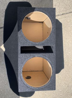 Atrend Dual 12 Inch Ported Box for Sale in Columbus, OH