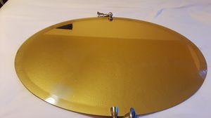 Oval wall mirror for Sale in Aventura, FL
