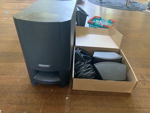 Bose home theater for Sale in Maitland, FL