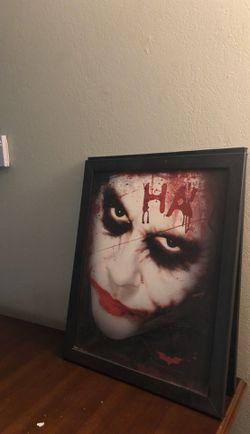 Small Joker Canvas/Poster for Sale in Kingsburg,  CA