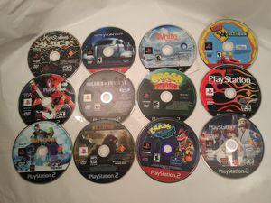 Playstation 2 Video Game Bundle for Sale in Pinellas Park, FL