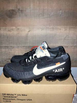 Off white vapormax for Sale in Cherry Hill, NJ