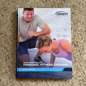 NASM Textbook Sixth Edition for Sale in Anaheim, CA