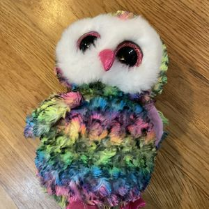 """TY Colorful """"Owen"""" Owl Plush for Sale in SeaTac, WA"""