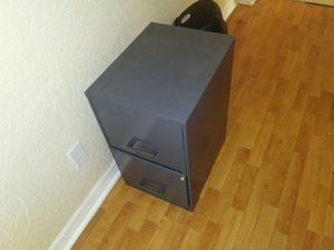 Small filing cabinet for Sale in Tampa, FL