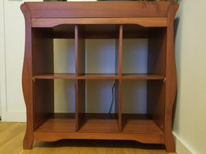 Changing table / organizer for Sale in Jersey City, NJ