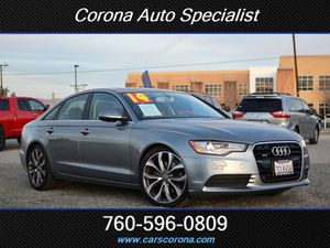 2014 Audi A6 for Sale in Victorville, CA