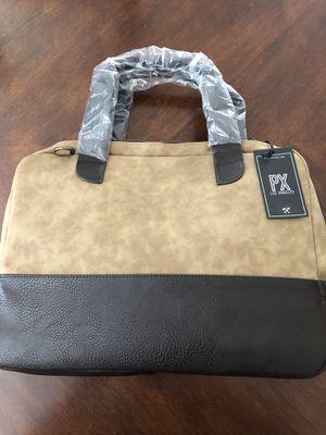 PX LA Suede Messenger Bag for Sale in Hemet, CA
