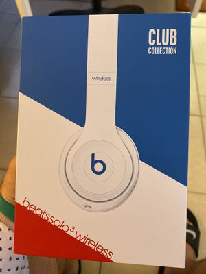 Beats Solo 3 Wireless Club Collection for Sale in Belleair, FL