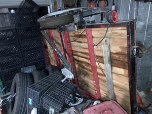 Small trailer. for Sale in Phoenix, AZ