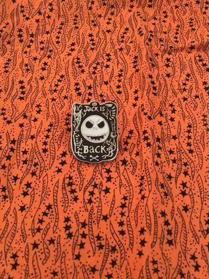Nightmare before Christmas Jack Skellington Pin for Sale in Roy, WA