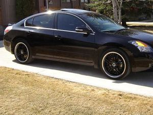 Fully Loaded 2007 Nissan Altima SE FWDWheels-Low mileage/Leather for Sale in Pittsburgh, PA