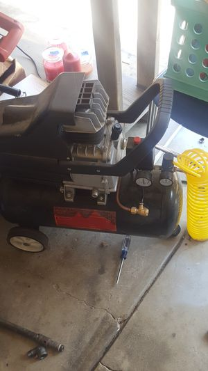 Portable air compressor for Sale in Columbus, OH