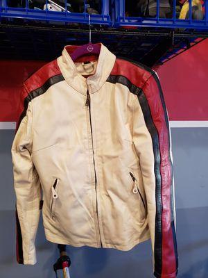 Ladies Genuine Leather Jacket for Sale in Haymarket, VA