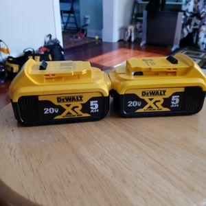 Bateria De 5 AH for Sale in Washington, DC