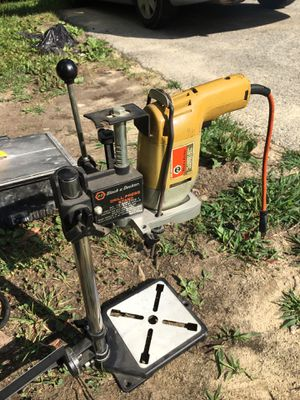 Black and decker Drill Press Stand for Sale in Clinton, MD