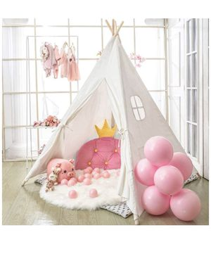 Teepee Tent for Kids Foldable Children Play Tents for Sale in El Monte, CA