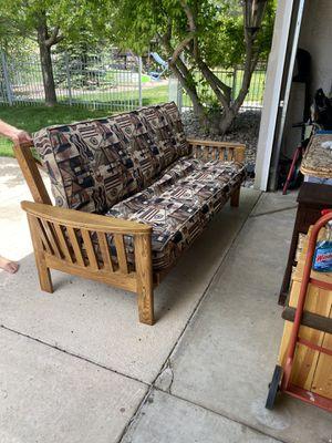 art deco futon for Sale in Aurora, CO
