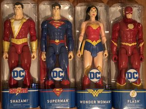 DC Collectible Action Figures SET for Sale in Los Angeles, CA