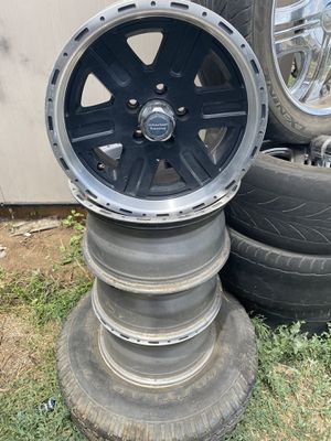 "16"" rims 5 lug 5x115 for Sale in Jurupa Valley, CA"