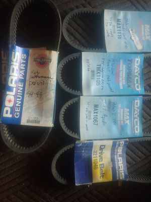 Polaris snowmobile belts new for Sale in Phoenix, AZ