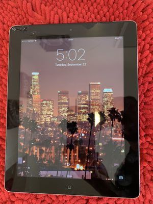 iPad (3rd generation) A1403 on the iPad (3rd generation) Wi-Fi + Cellular (VZ for Sale in Rosemead, CA