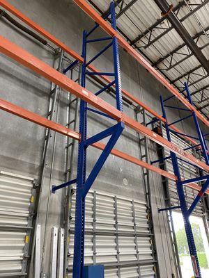 Warehouse shelves 12 foot beams for Sale in Hallandale Beach, FL
